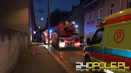 Tragiczne zdarzenie w Opolu. Mężczyzna podpalił się na ulicy