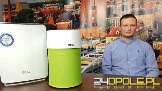 Łukasz Macha - możemy zadbać o powietrze w domu i biurze
