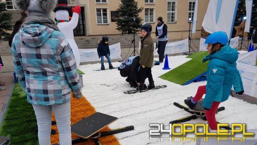 Zapowiada się aktywny sportowy i lodowy weekend przed świętami