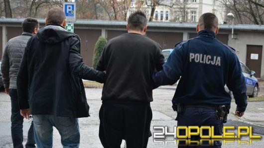 Morderstwo w Zawadzie. 37-latek usłyszał już zarzuty
