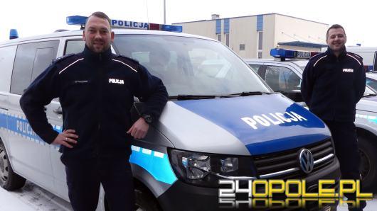 Chciał odebrać sobie życie, z pomocą przyszli policjanci