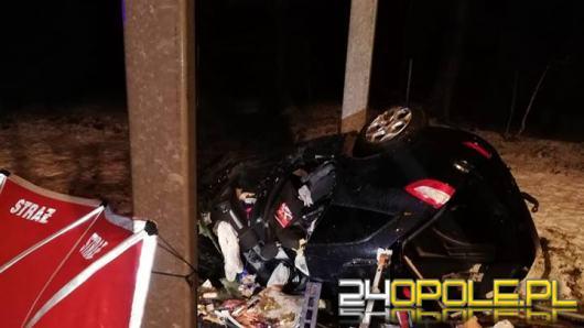 32-latek zginął w wypadku na opolskim odcinku A4