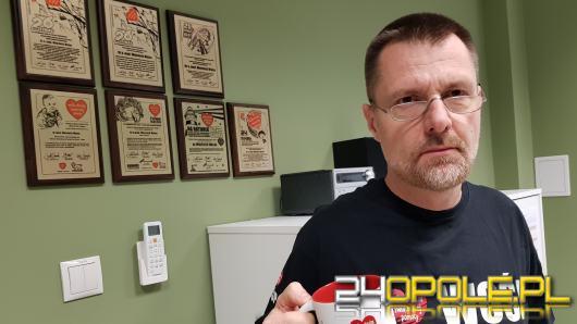"""""""Jurku wróć"""" - ordynator Wojciech Walas pisze do Owsiaka"""