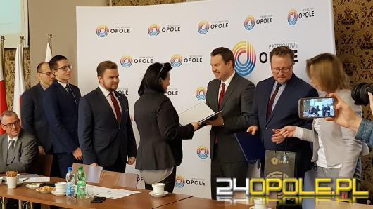 Arkadiusz Wiśniewski spotkał się z przedstawicielami opolskich szkół średnich