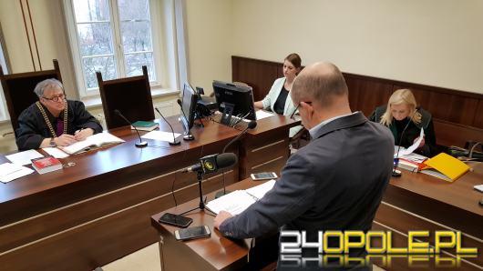 Rozprawa w sprawie kolizji Jacka Kurskiego. Kurski nie zeznawał, bo zachorował