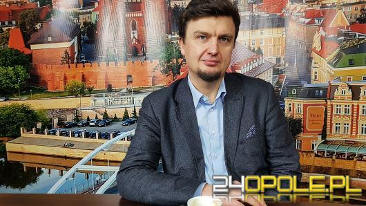 """Błażej Choroś - na ujawnionych """"taśmach Kaczyńskiego"""" są niepokojące informacje"""