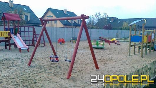 Kolejne place zabaw powstaną w Opolu. Opolanie zdecydują o lokalizacji