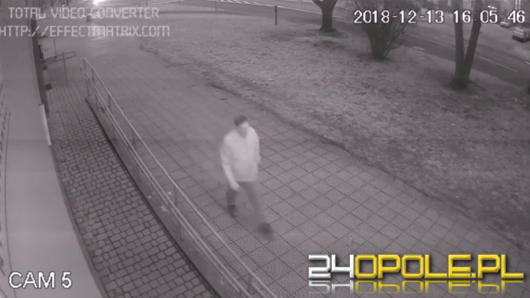 Podejrzany o zaatakowanie nieletniej - publikacja wizerunku