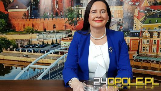 Violetta Porowska - jestem pełnomocnikiem PiS na Opolszczyźnie