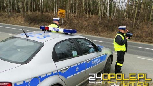 63-latka straciła prawo jazdy za....prędkość