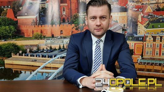 Kamil Bortniczuk - sukces w polityce to w 50 proc. kwestia szczęścia