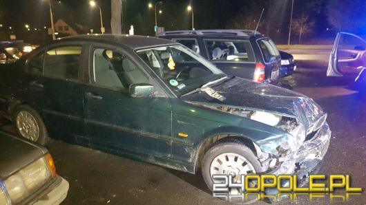 Niebezpieczny rajd BMW po osiedlu Malinka