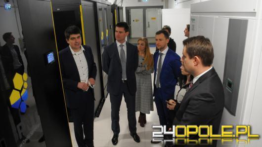 Park Naukowo Technologiczny w Opolu ma najbezpieczniejszą serwerownię w Polsce