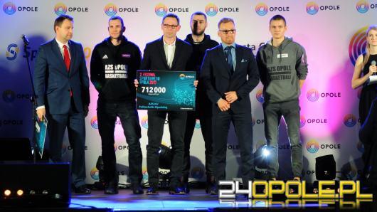 Ponad 6 milionów złotych trafiło do klubów sportowych i sportowców z Opola