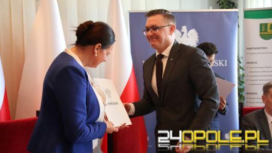 """Opolskie gminy przyłączyły się do Programu """"Posiłek w domu i w szkole"""""""