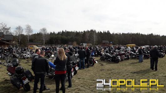Motocykliści oficjalnie otworzyli sezon