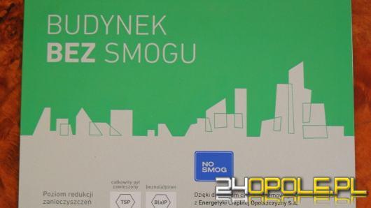 """Certyfikaty """"Budynek bez smogu"""" pojawią się na budynkach przyjaznych środowisku"""