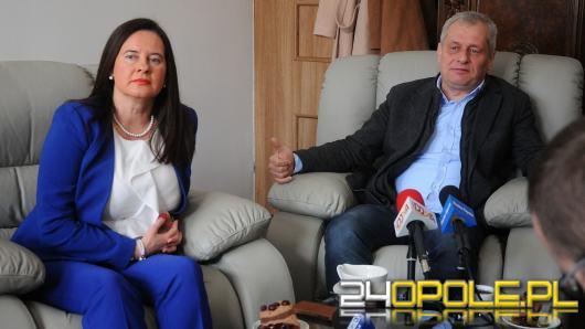 Sławomir Kłosowski i Katarzyna Czochara na opolskich listach PiS do PE