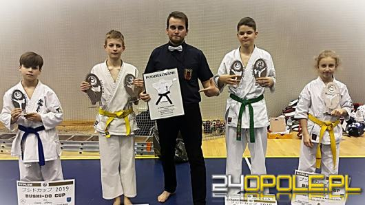 Duży sukces karateków z ASW Tarnów Opolski - Zdzieszowice