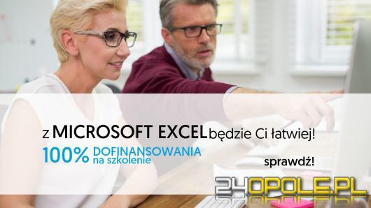 Do 10 kwietnia można zapisać się na bezpłatne szkolenia z obsługi komputera z Excelem