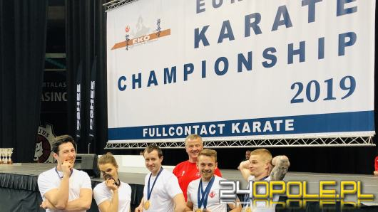 Reprezentacja z Polski wróciła z 8 medalami z Mistrzostw Europy Seniorów w Wilnie