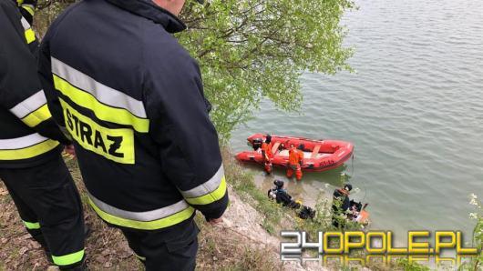 Obcokrajowiec wskoczył do wody na kąpielisku Bolko, trwa akcja poszukiwawcza