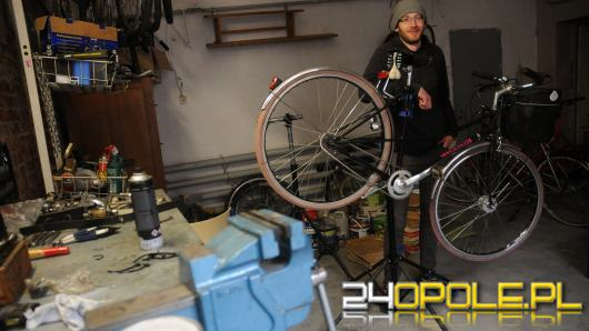 Stowarzyszenie rowerowe Piasta Opole pomoże cyklistom bezpiecznie wjechać w wiosnę