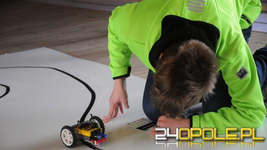 W Juraparku trwają zmagania robotów. Wystartowała III edycja Jurabot