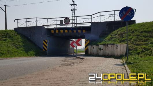 Wiadukt na Krapkowickiej będzie podwyższony, a przejazd poszerzony. trwa przetarg MZD