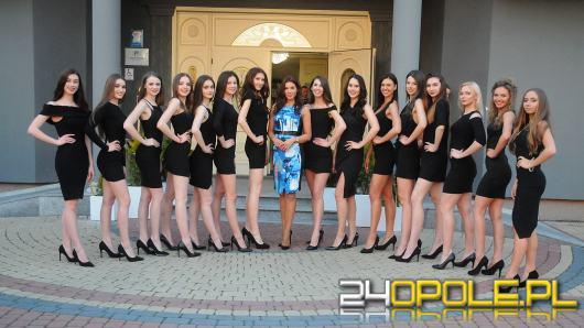 Finalistki Miss Opolszczyzny zaprezentowały się przed jury