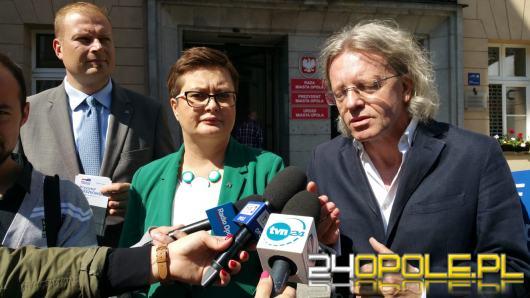 """Katarzyna Lubnauer: """"Dawno nie było tak ważnych wyborów, gdzie każdy głos jest decydujący"""""""