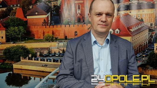 Marek Witek - w województwie opolskim może dziś pracować nawet 80 tys. imigrantów z Ukrainy