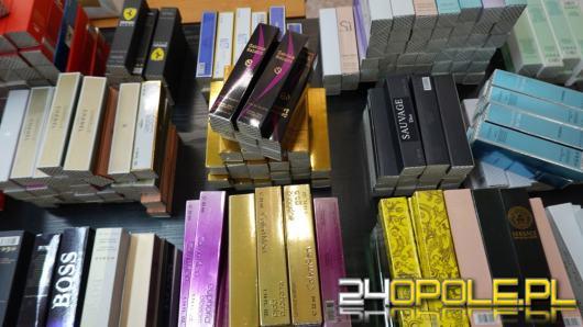 Podrabiane perfumy w przesyłce kurierskiej