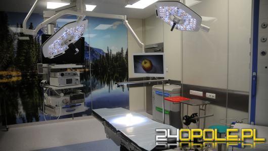 Uroczyście otwarto nowoczesne piętro szpitalne w szpitalu MSWiA w Opolu