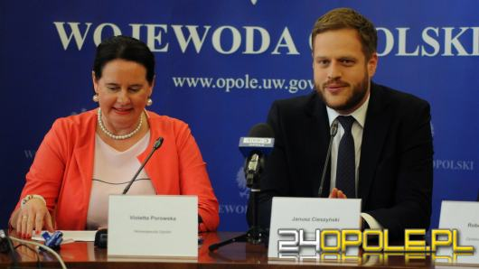 W Urzędzie Wojewódzkim w Opolu rozmawiano o e-receptach i innych usługach elektronicznych