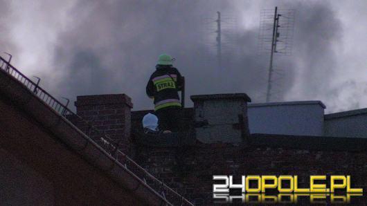 Zakończono akcję ratunkową w Kędzierzynie-Koźlu. Nie ma ofiar śmiertelnych