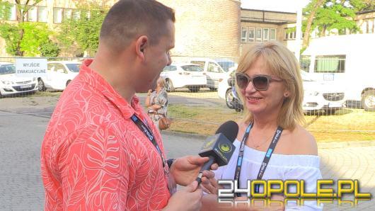 Katarzynę Żak zapytaliśmy...ile ulepiła pierogów podczas kręcenia serialu Ranczo