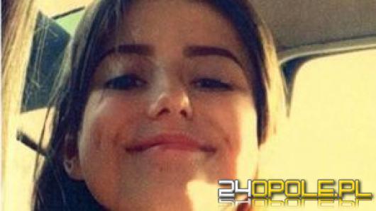 Policjanci poszukują zaginioną 15-letnią Julię Sauerbier