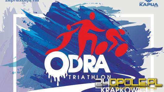 Odra Triathlon Krapkowice w sercu Opolszczyzny