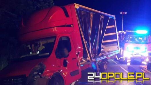 Policjanci wyjaśniają okoliczności wypadków