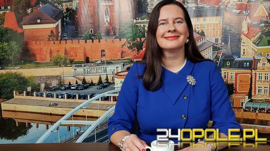 Violetta Porowska - wiemy po co idziemy do wyborów