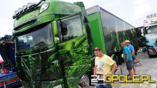 Trwa 15. zlot Master Truck w Polskiej Nowej Wsi