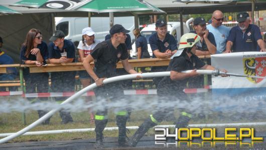 Strażacy po raz 19. rywalizują na turnieju wasserball w Przechodzie