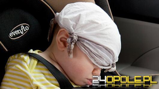 Co się dzieje z dzieckiem w rozgrzanym samochodzie minuta po minucie