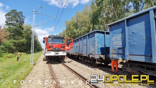 Przywrócony ruch trasie Opole - Strzelce Opolskie