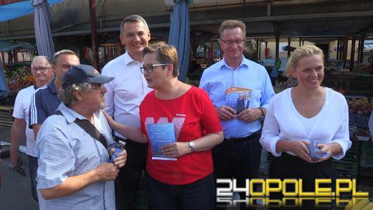 """Katarzyna Lubnauer:""""Jeździmy małym busikiem, nie latamy jak Kuchciński czy prezes Kaczyński"""""""