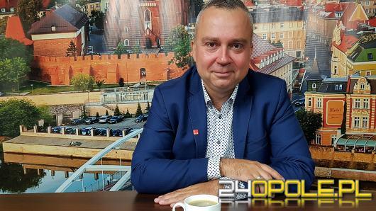 Piotr Woźniak - na liście wyborczej czasem trzeba się posunąć