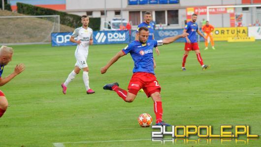 Odra Opole zmierzy się z Arką Gdynia w I rundzie Pucharu Polski