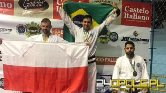 Wicemistrz Świata w Taekwondo z opolskiej Policji