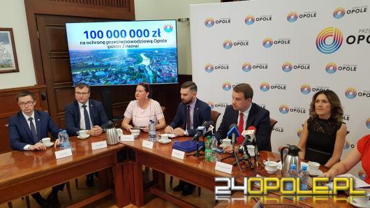 Polder Żelazna powstanie do 2023 roku - jeśli będą pieniądze. Opole przekazało na ten cel 31 mln zł
